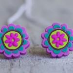 Flower Ear Buds