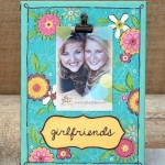 Girlfriends Canvas Clip Frame