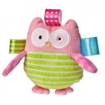 Oodles Owl Rattle