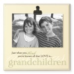 Frame - Grandchildren