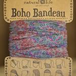 Grey Boho Bandaue