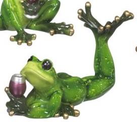 Happy Hour Frogs - Figurines