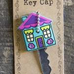 House Key Cap