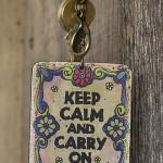 Keep Calm Key
