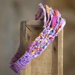 Purple Cabana Headband